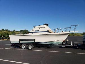 25' skipjack boat for Sale in Salinas, CA