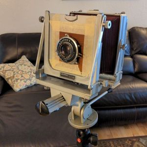 Graphic View Large Format Camera for Sale in Puyallup, WA
