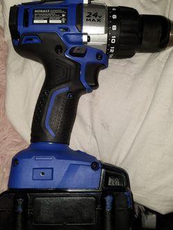 Kobalt 24v Max Brushless Drill for Sale in Portland,  OR