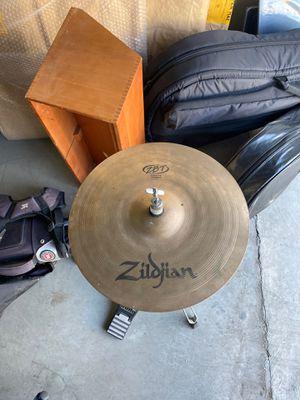 Zudjian ZBT hihat top for Sale in San Carlos, CA