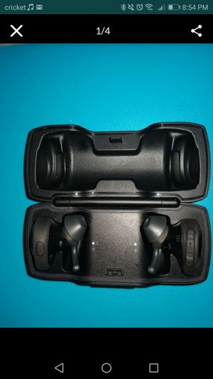 Bose soundsport headphones for Sale in Sanger, CA