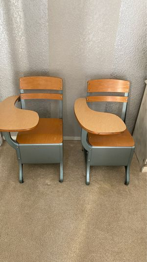 Two antique desks for Sale in Clovis, CA