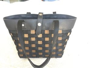 Longaberger basket small shoulder tote bag for Sale in Garden Grove, CA