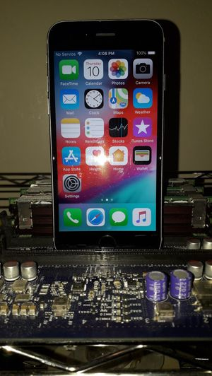 Apple Iphone 6S 64gb AT&T - A1633 MKQ92LL/A Good Condition - Clean for Sale in Magna, UT