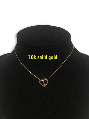 10k necklace for Sale in Alexandria, VA
