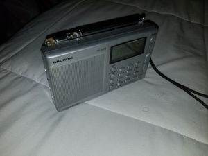 Grinding portable radio for Sale in Tulsa, OK