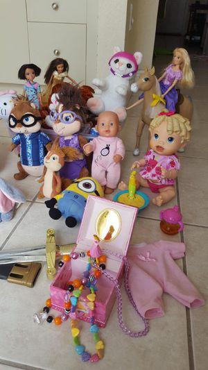 Toys for girls for Sale in Miami, FL