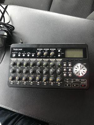 Tascam DP-008 pocket studio recorder for Sale in Alexandria, VA