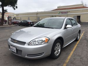 2014 Chevy Impala in very good condition no issues clean title low mileage for Sale in Chula Vista, CA