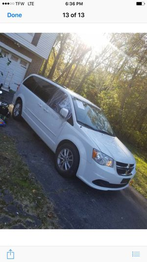 2014 Dodge Grand Caravan for Sale in Temple Hills, MD