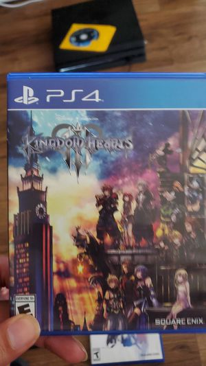 Kingdom hearts 3 for Sale in Atlanta, GA