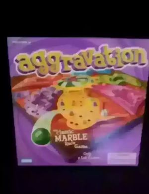 Aggravation board game for Sale in League City, TX
