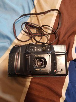Fuji DL-400 Tele QD 35mm Film Camera for Sale in Delano, CA