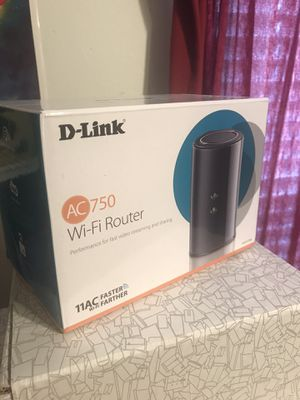 D'Link wifi router new in box for Sale in Union Park, FL