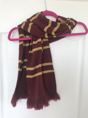 Gryffindor Scarf for Sale in Sterling, VA