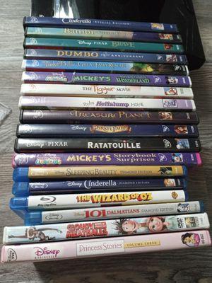 Disney dvds for Sale in Philadelphia, PA