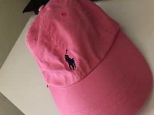 Soft Pink POLO Hat (adjustable) - One Size for Sale in Everman, TX