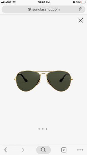 Ray ban aviator sunglasses for Sale in Bellflower, CA