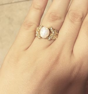 10k Gold filled ring sz 8 for Sale in Norco, CA