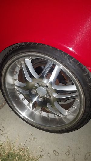 Brabus wheels for Sale in Perris, CA
