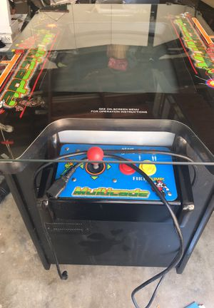 Multicade Two Player Table Top Arcade Game for Sale in Los Angeles, CA