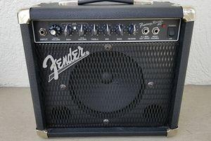 "FENDER Frontman 15R REVERB Amp MINT IN BOX 8"" for Sale in Plantation, FL"