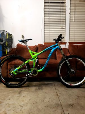 2013 Norco Aurum LE DH full suspension mountain bike for Sale in Hillsboro, OR