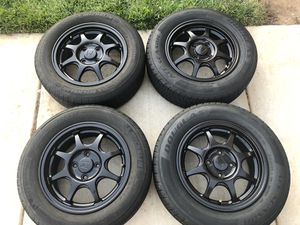OEM Honda HX Wheels 4x100 for Sale in Victorville, CA