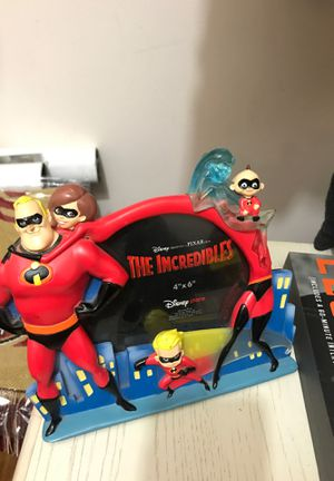 Disney the incredibles for Sale in Lafayette, CA