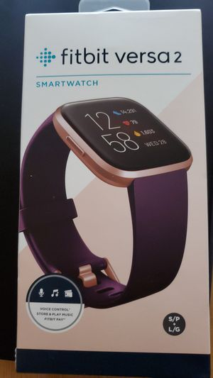 Fitbit Versa 2 for Sale in Brooklyn, NY