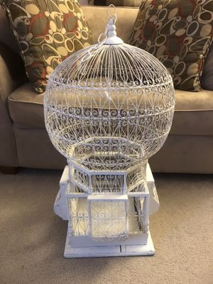 Victorian Bird Cage for Sale in Germantown, MD