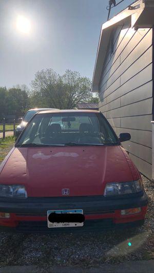 1991 Honda Civic Wagon for Sale in Chariton, IA
