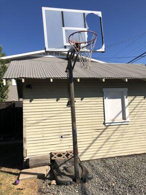 Basketball hoop for Sale in Brea, CA