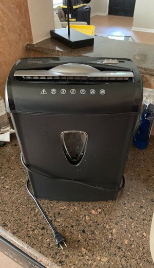 Paper shedder for Sale in Pearland, TX