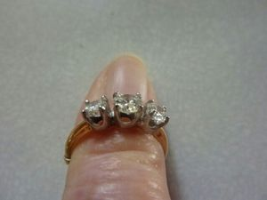 TRADITIONAL MULTI-DIAMOND ENGAGEMENT & WEDDING RINGS NEW for Sale in Salem, MO