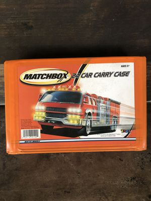 Matchbox Case and Cars for Sale in US