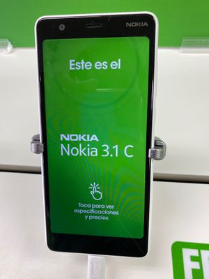 Nokia 3.1C for Sale in St. Petersburg, FL