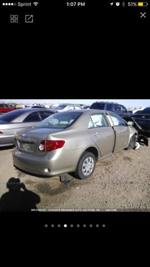 🚨🚨 2009 Toyota Corolla Parts Only🚨🚨para partes for Sale in Phoenix, AZ
