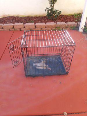 Nice Puppy Cage or Bird Cage for Sale in Chula Vista, CA