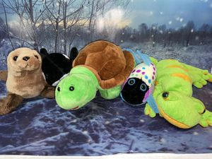 Webkinz Ganz ocean sea creatures plush lot for Sale in Bellflower, CA