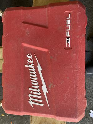 Milwaukee fuel m18 rotary hammer for Sale in Stockton, CA