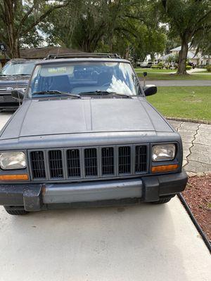 2001 Jeep Cherokee 4x2 for Sale in Lakeland, FL