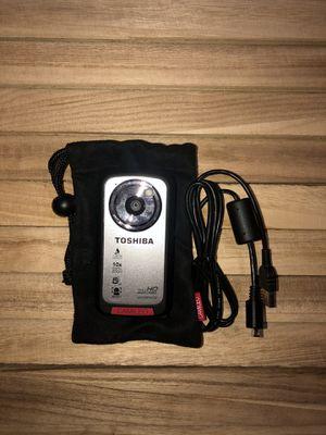 New Toshiba Camcorder: Camileo BW10 for Sale in Santa Cruz, CA