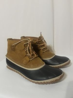 Sorel Women's duck boots Size 10.5 for Sale in Houston, TX