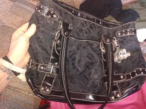 Designer Kathy Van Zeeland shoulder bag for Sale in Evansville, IN