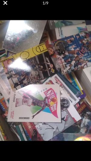 Baseball and sports cards make offer! for Sale in Las Vegas, NV