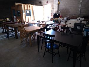 Dinette sets tables and chairs for Sale in Lexington, KY