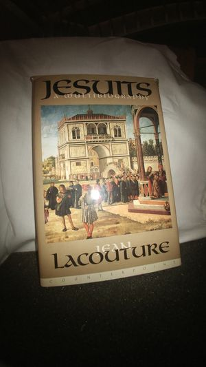 Jesuits A Multibiography by Jean Lacouture for Sale in La Habra Heights, CA