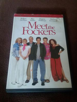 Meet the fockers dvd for Sale in Oshkosh, WI