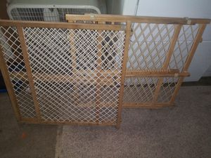 2 safety gates for Sale in Tacoma, WA